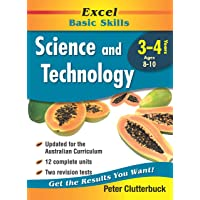 Excel Basic Skills Workbook: Science and Technology Years 3-4