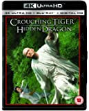 Crouching Tiger Hidden Dragon - 15th  Anniversary (2-disc 4K UHD Blu-ray) [2001] [Region A & B & C]