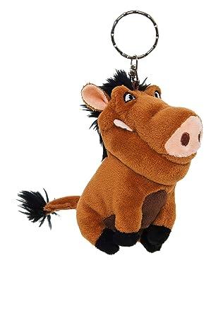Amazon.com: Joy Toy – El Rey León Peluche Llavero Pumba, 3.1 ...