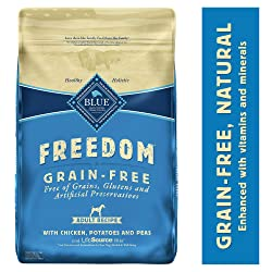 Blue Buffalo Freedom Grain