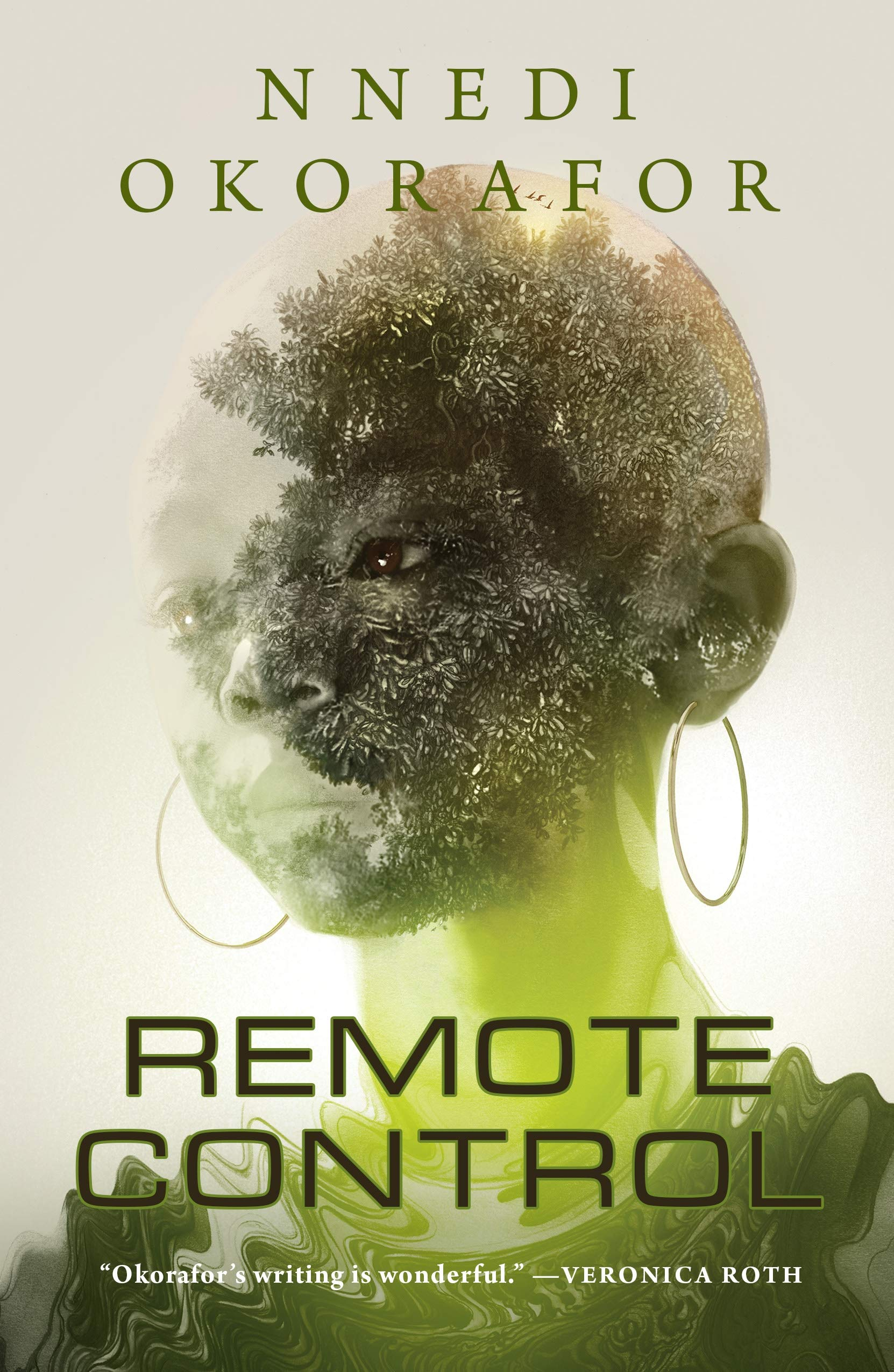 Amazon.com: Remote Control (9781250772800): Okorafor, Nnedi: Books