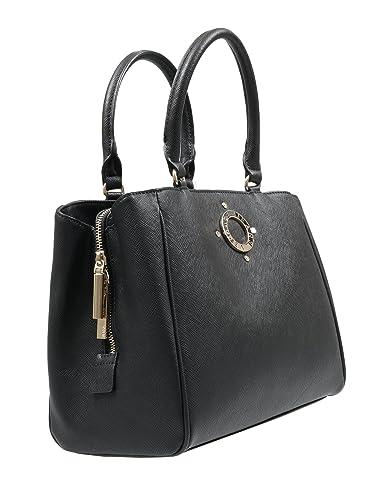a78a5e9461cf0 Versace Jeans E1VQBBU2 75469 Damen Handtaschen Leder Schwarz  Amazon ...