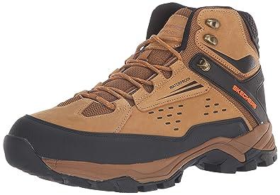52b098792f2e0 Amazon.com | Skechers Men's Polano- Norwood Hiking Boot | Boots