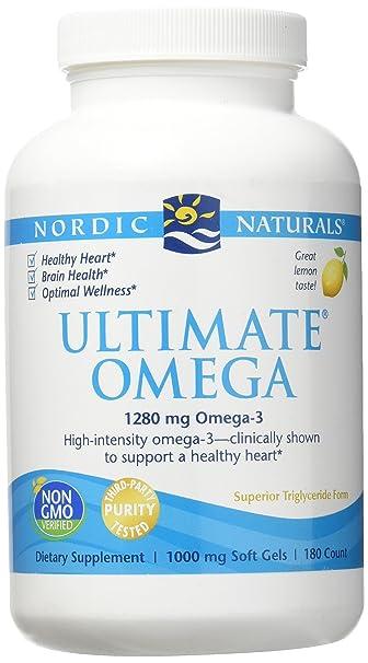 active care omega 3 test
