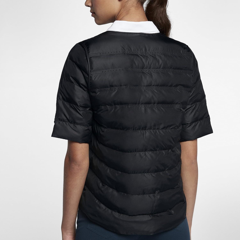 abbcb17eb87b Amazon.com   Nike AeroLoft Half Sleeve Golf Jacket 2017 Women   Sports    Outdoors