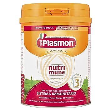 Plasmones Leches de crecimiento Nutrimune Etapa 3 750 g ...