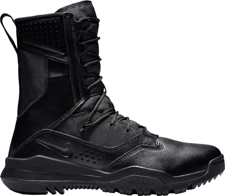 Amazon.com | Nike SFB Field 2 8'' Mens Ao7507-001 Size 10.5 ...
