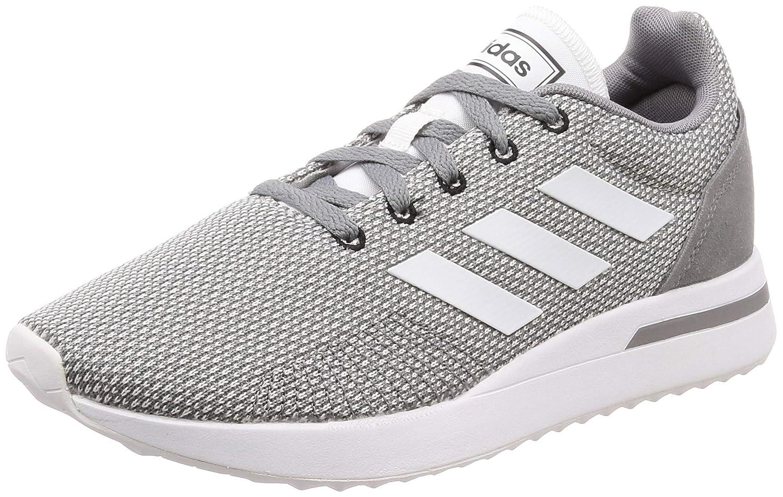 Adidas Herren Run 70s Fitnessschuhe, Grau Three F17 Ftwr Weiß grau One F17), 43 1 3 EU