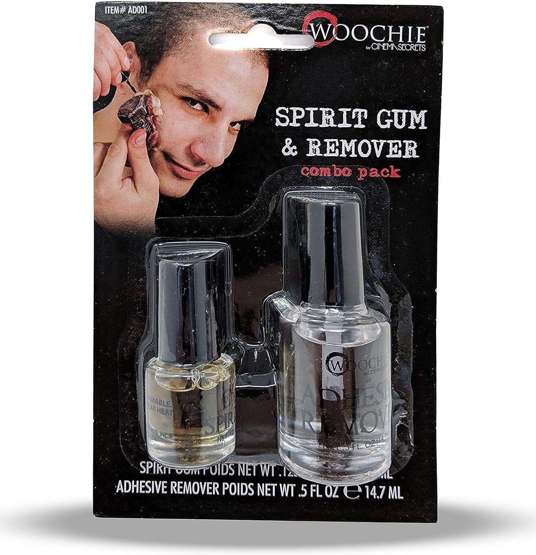 Cinema Secrets Spirit Gum & Remover Combo Pack