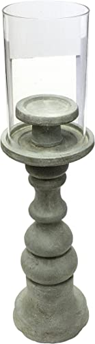 Sagebrook Home AS10098-02 Candle Holder