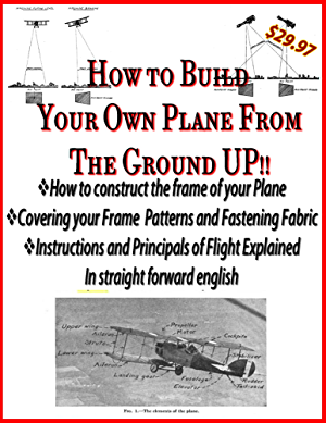 How to Make Your Own airplane | How to Design a Plane |  How to Build a Plane