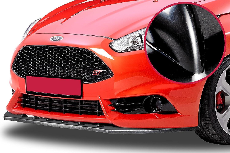 CSR-Automotive Cupspoilerlippe Spoilerschwert mit ABE Schwarz glä nzend Glossy CSL104-G