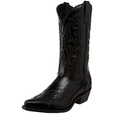 Laredo Men's Hawk 6860 Western Boot,Black,7 ...