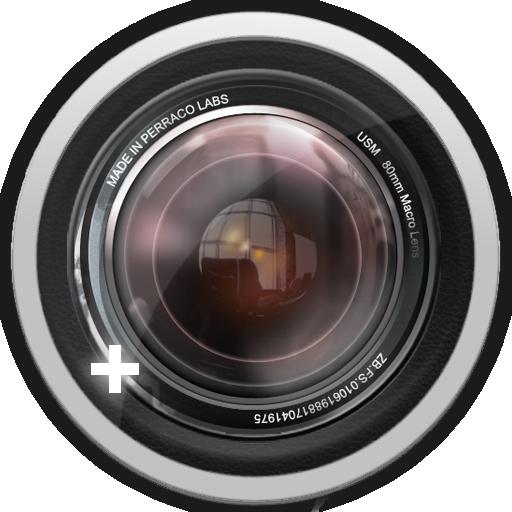 Cameringo+ Effekte Kamera