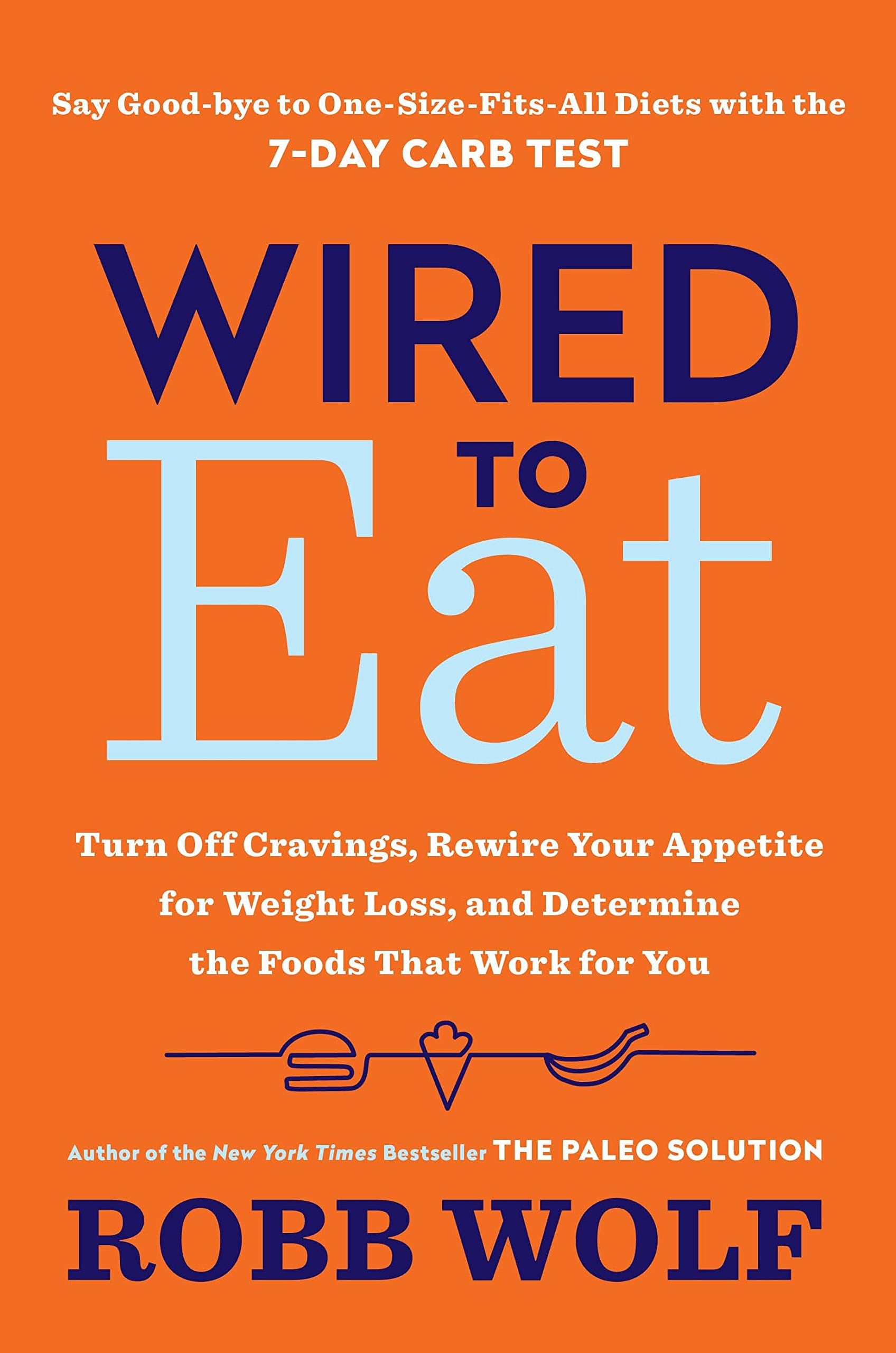Wired To Eat Turn Off Cravings Rewire Your Appetite For Weight