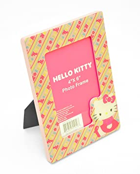 Sanrio Hello Kitty Cadre Photo 10 2 X 15 2 Cm Amazon Fr Jeux Et