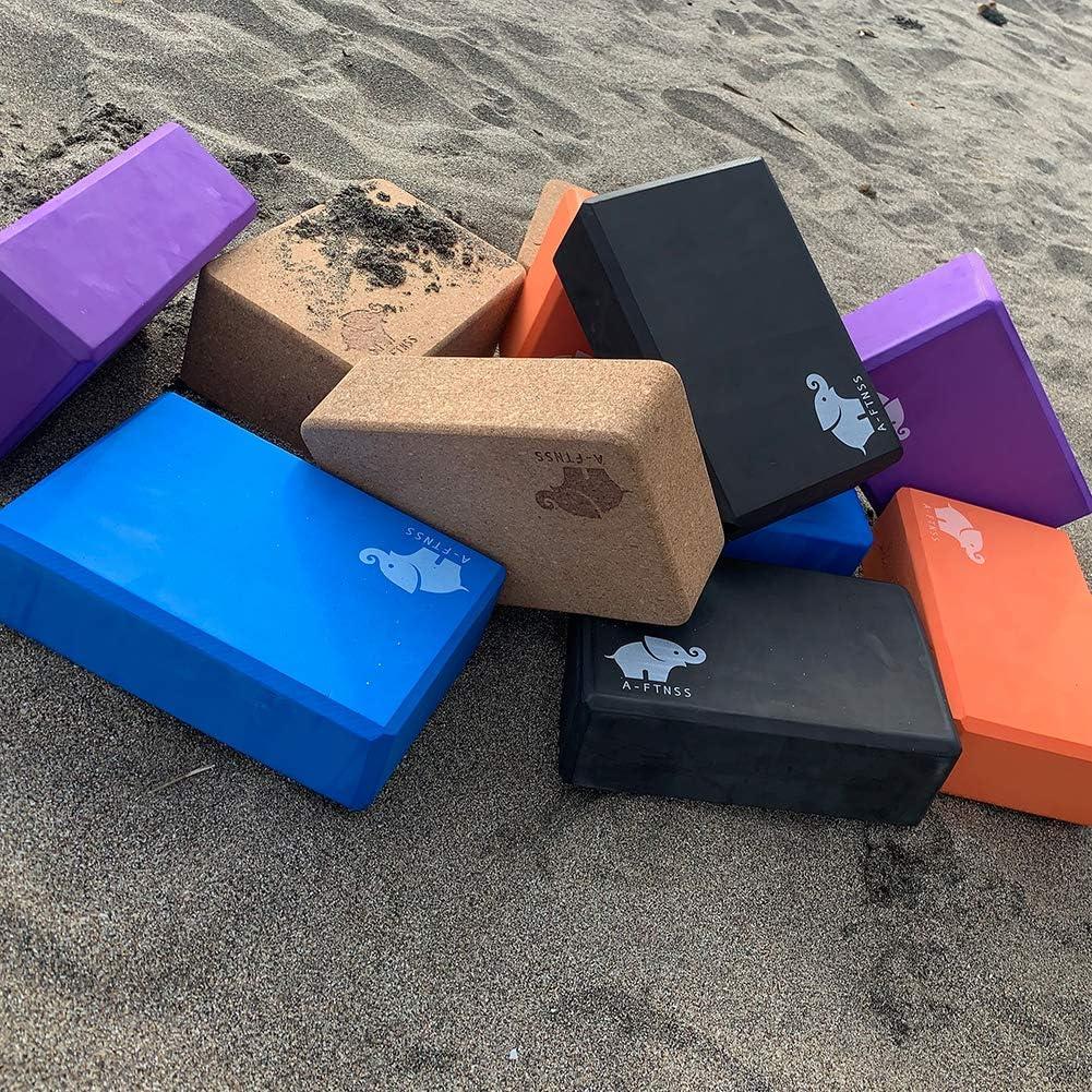 A-FTNSS Yoga Block Small and Big