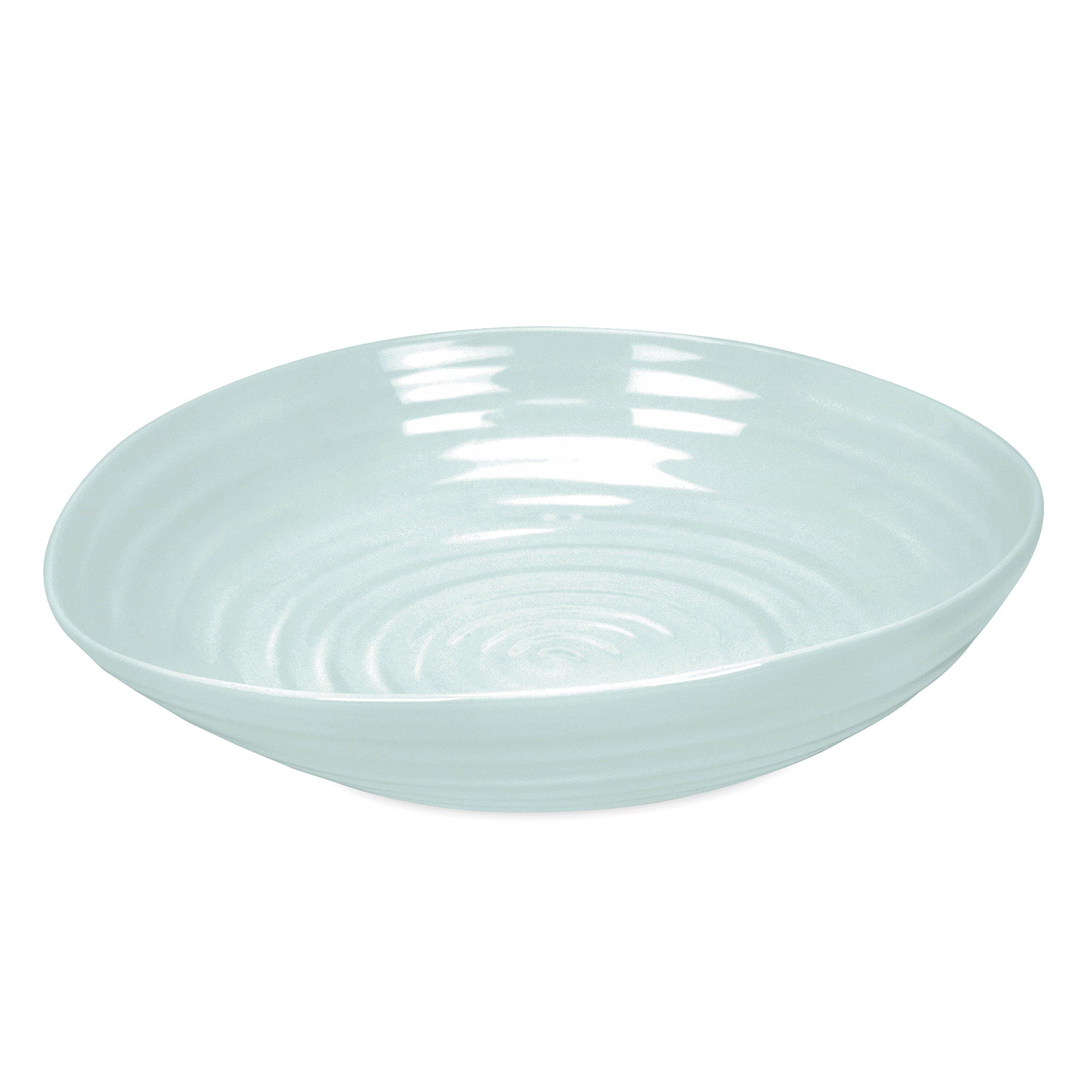 Portmeirion Sophie Conran Celadon Pasta Bowl, Set of 4