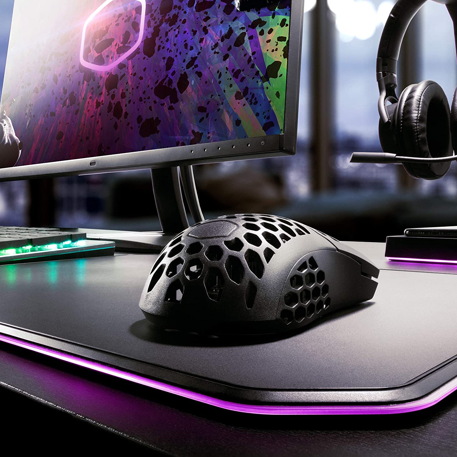 honey comb mouse gaming mouse on amazon