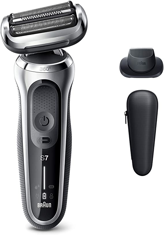 Maquinilla de afeitar eléctrica Braun para hombre, serie 9 9290 cc ...