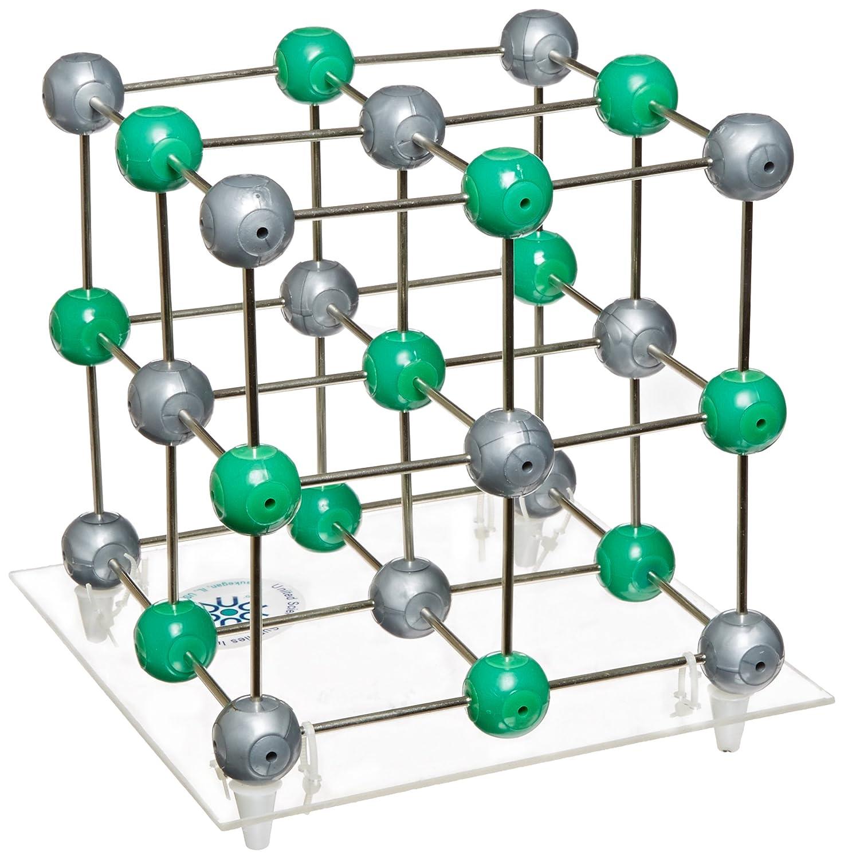【大放出セール】 United Model, Scientific CMSSCL Crystal Sodium Chloride Overall Crystal Model, 18cm Overall Height B008KPC8OI, NOLITA fairy stone:0319369e --- diceanalytics.pk