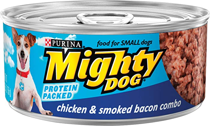 Purina Mighty Dog Wet Dog Food