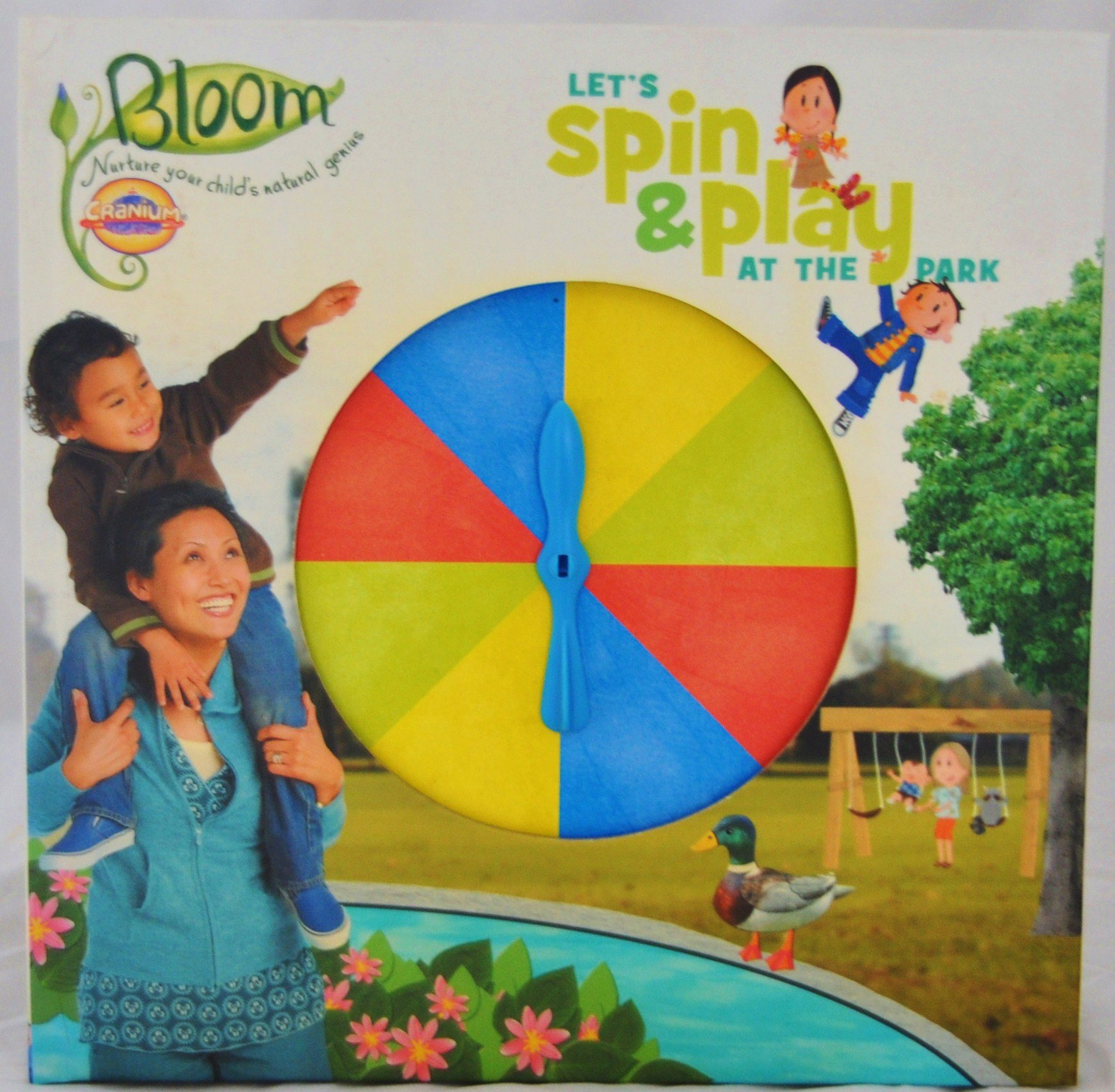 Let's Spin and Play At the Park pdf