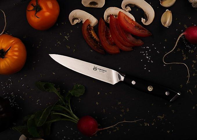 Amazon.com: Utility cuchillo 5 Inch- más alta calidad ...