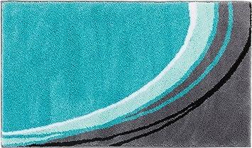 Badematten Türkis erwin müller badematte türkis größe rund 90 cm ø erwin müller