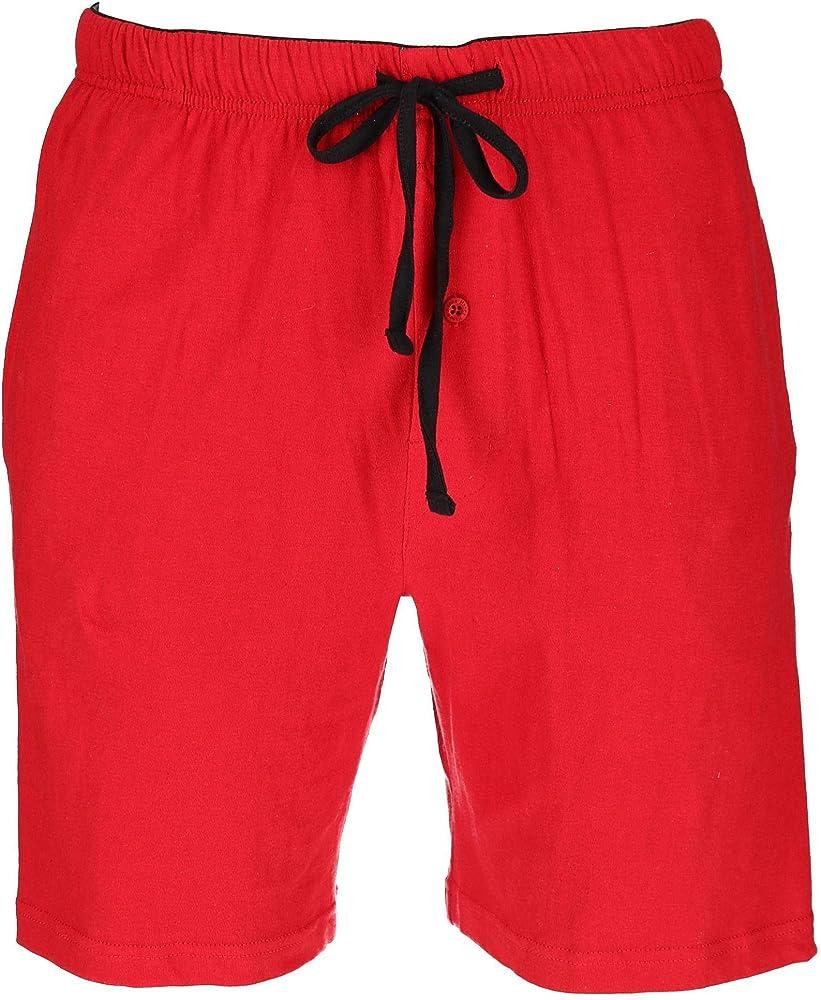 Hanes Mens Jersey Knit Cotton Sleep Shorts (Pack of 3): Amazon.es: Ropa y accesorios