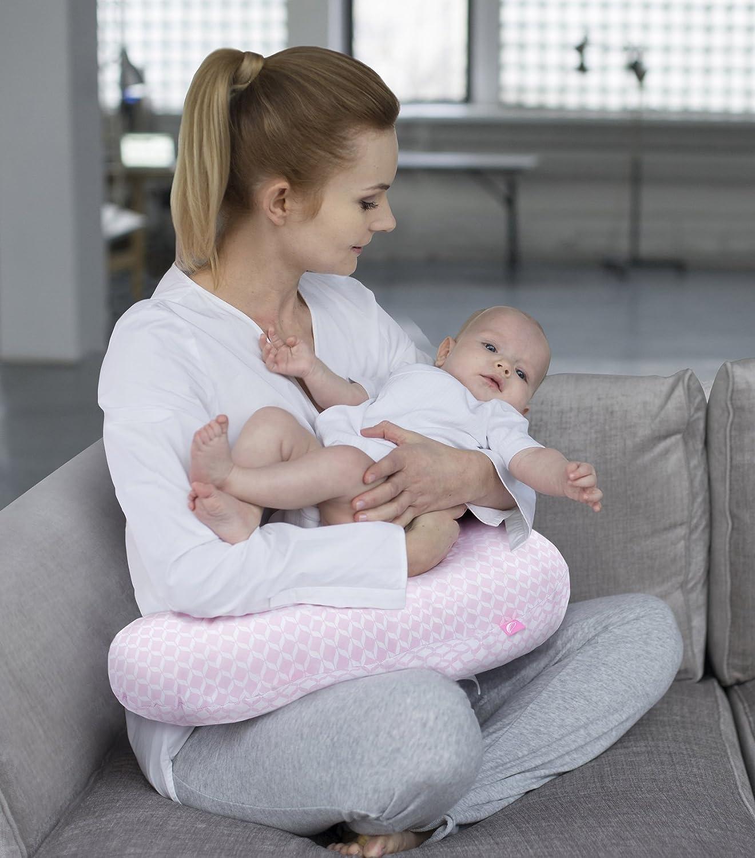 Coj/ín de Lactancia Albaricoque. Motherhood