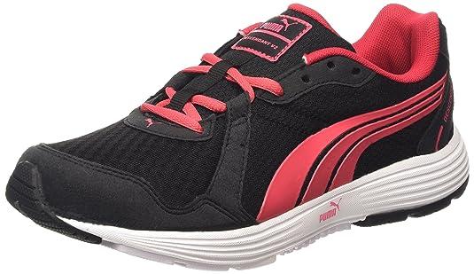 Amazon.com | PUMA Descendant V2 Womens Running Sneakers - Shoes -Black-6 | Running
