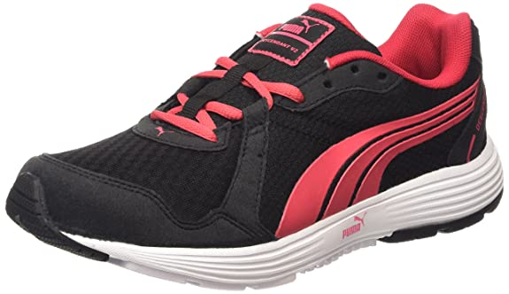 Amazon.com | PUMA Descendant V2 Womens Running Sneakers - Shoes -Black-6 | Running