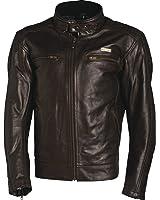 Richa boston 2 en 1 en cuir textile moto Moto veste nouveau hommes New