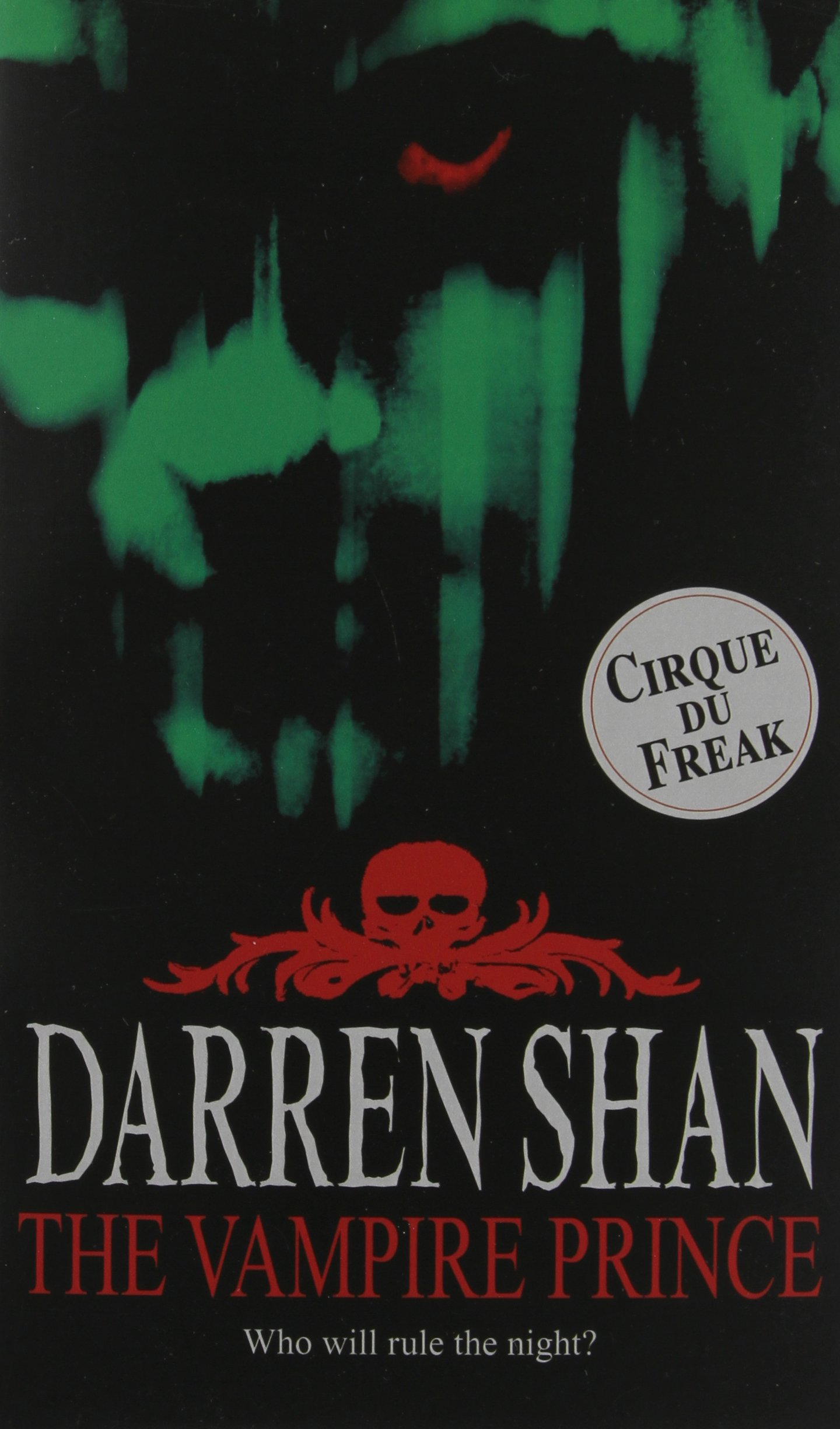 Download The Vampire Prince: The Saga of Darren Shan Book Six ebook