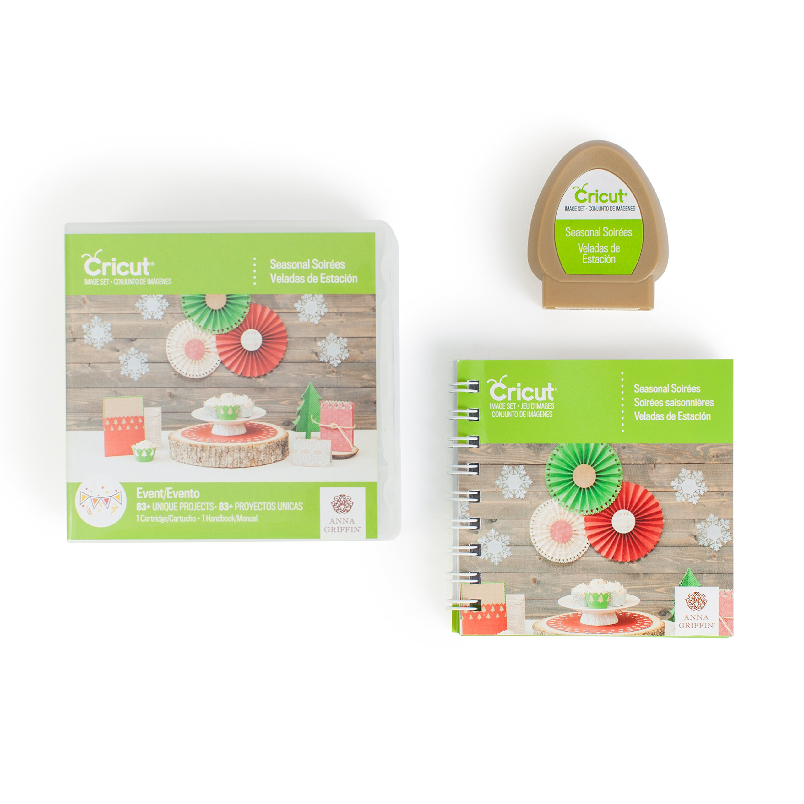 Cricut Seasonal Soirees Cartridge