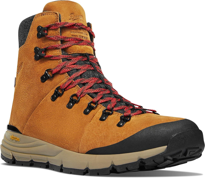 Danner Men s Arctic 600 Side-Zip 7 Waterproof 200G Hiking Boot