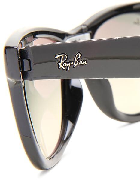 bf36500436c Ray-Ban RB4105 Wayfarer Folding Non-Polarized Sunglasses 50mm  Ray Ban   Amazon.co.uk  Clothing