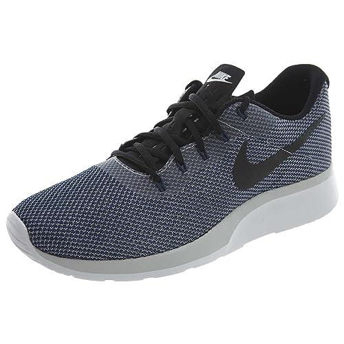 best sneakers 2dbf2 9f983 Nike Tanjun Racer, Scarpe Running Uomo, Multicolore (Vast GreyBlackNavy