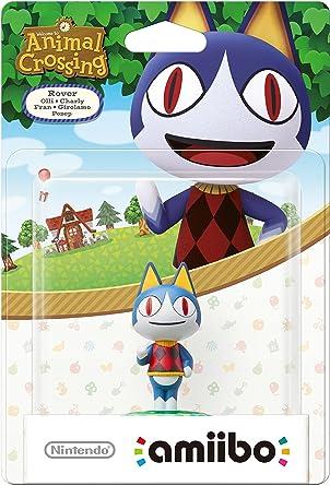amiibo Animal Crossing Olli Figur [Importación alemana]: Amazon ...