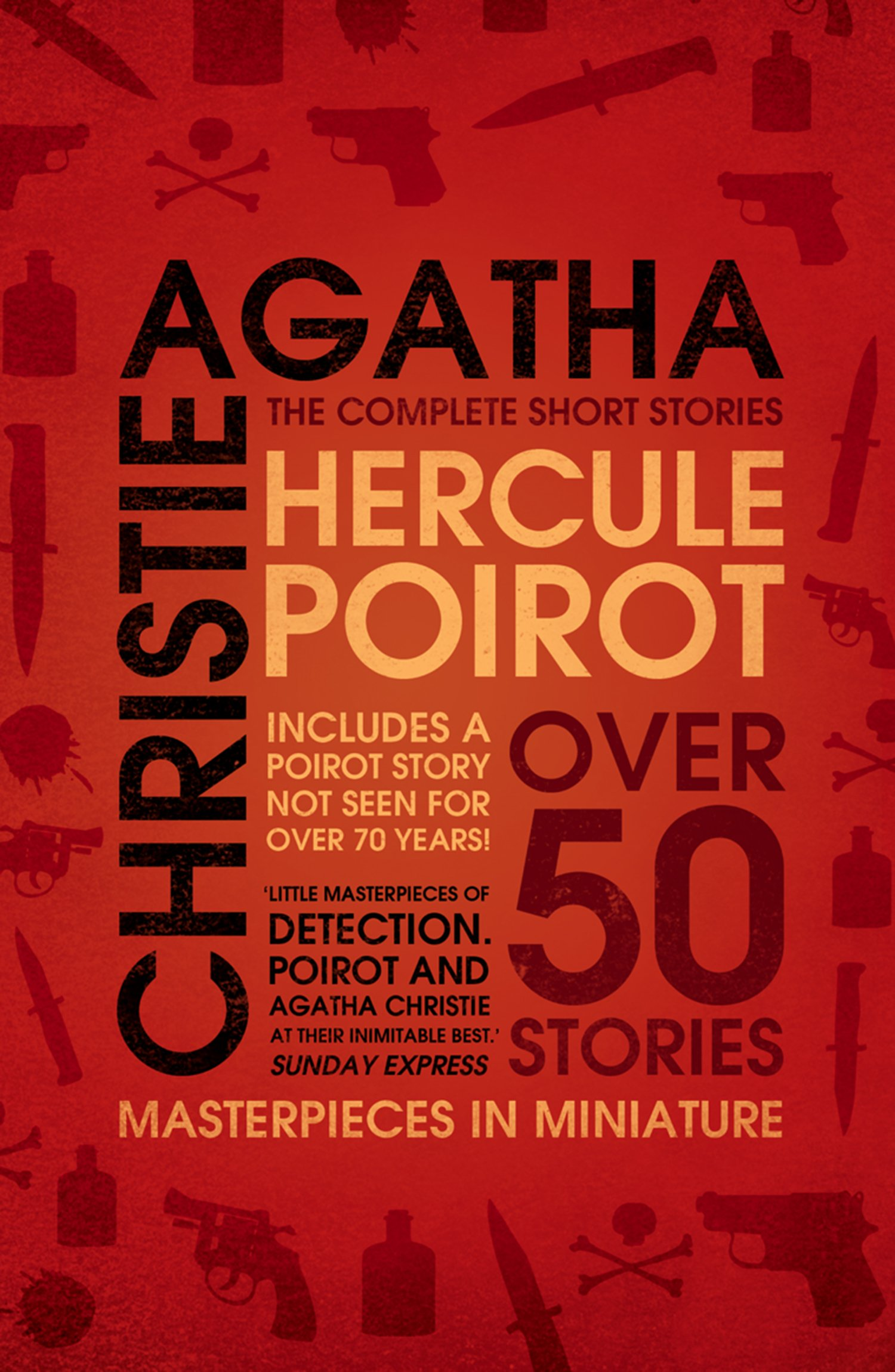 Hercule Poirot  The Complete Short Stories  English Edition