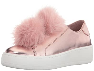 Steve Madden Women's Breeze Fashion Sneaker, Rose Gold, ...