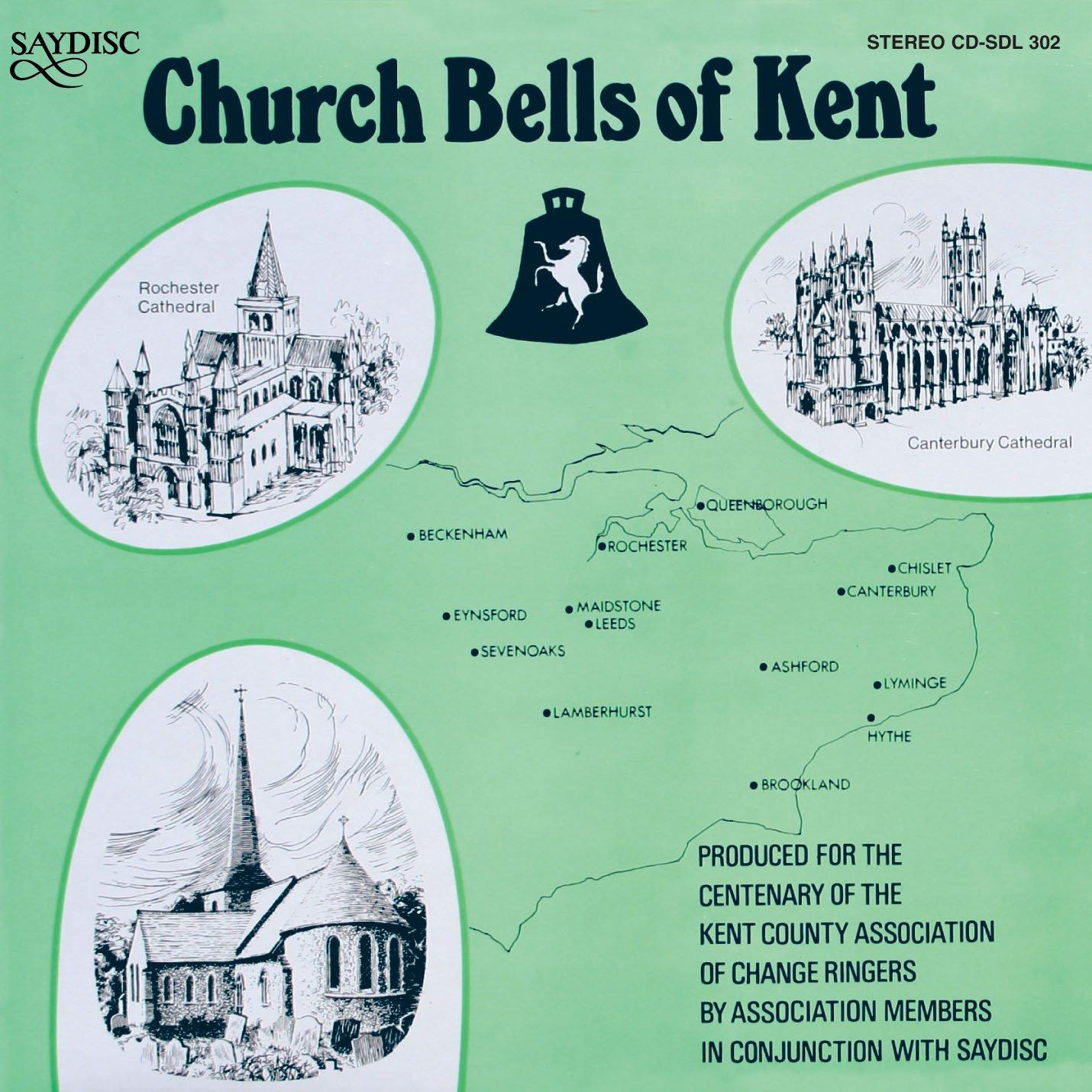 Church Bells of Kent / Various
