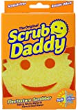 Scrub Daddy Cleaning Sponge & Dish Scrubber Kitchen Scouring Scratch Free. by Scrub Daddy