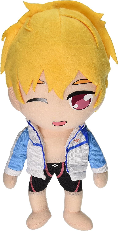 "Brand New Great Eastern GE-52672 FREE! 8.5/"" Rei Ryugazaki  Plush Doll!!"
