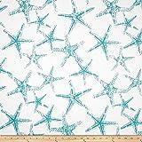 Premier Prints Indoor/Outdoor Sea Friends Ocean Fabric By The Yard