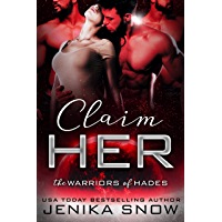 Claim Her: A Reverse Harem Sci-Fi Romance (The Warriors of Hades) (English Edition)
