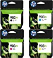 HP 903XL Black Ink Cartridge 825pages Black ink cartridge - ink cartridges (HP, Black, OfficeJet Pro 6960 AiO, OfficeJet Pro 6970 AiO, High, 825 pages)