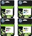HP 903XL Black Ink Cartridge 825pages Black ink cartridge - Ink Cartridges (HP, Black, OfficeJet Pro 6960 AiO, OfficeJet Pro 6970 AiO, High (XL) Yield, 825 pages)