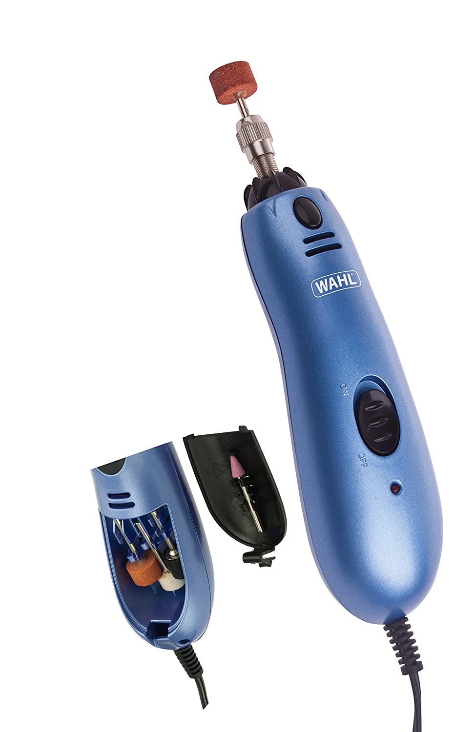 Wahl Pet Nail Grinder - Blue: Amazon.co.uk: Pet Supplies